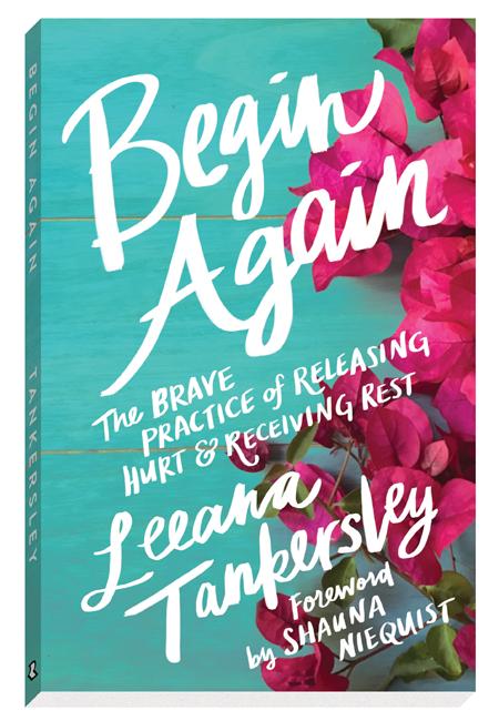 Begin Again Book